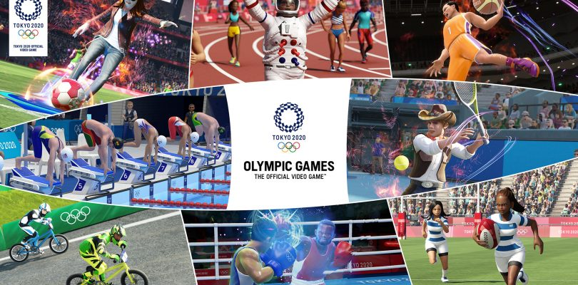 Olympic Games Tokyo 2020 – The Official Video Game in arrivo a giugno