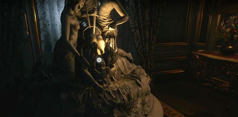 RESIDENT EVIL VILLAGE: la Maschera del Piacere nel Castello Dimitrescu