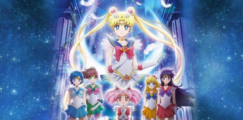 Sailor Moon Eternal The Movie: il trailer in italiano