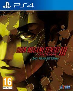 Shin Megami Tensei III Nocturne HD Remaster - Recensione