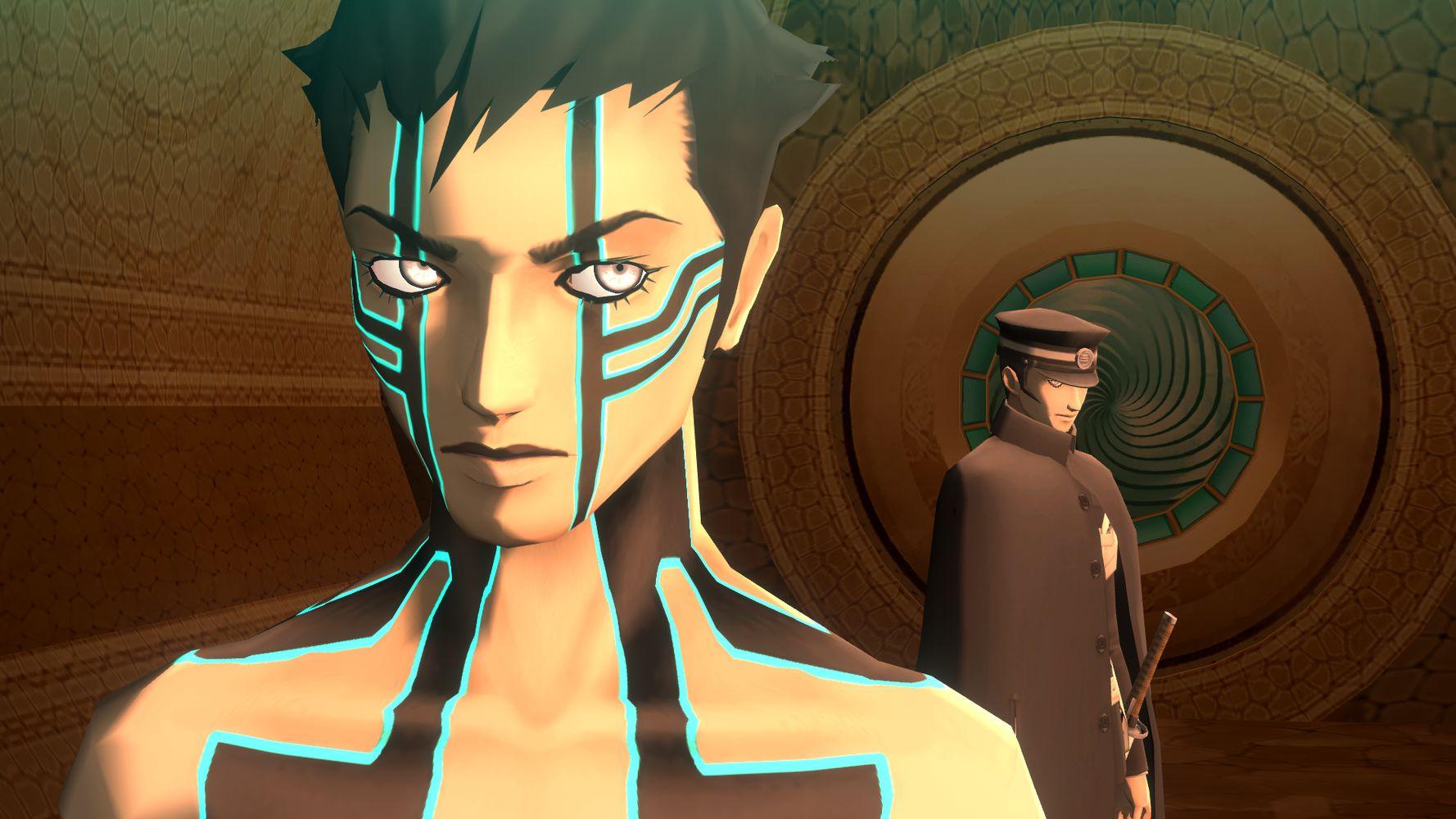 Raidou e Semi-Demone si preparano allo scontro