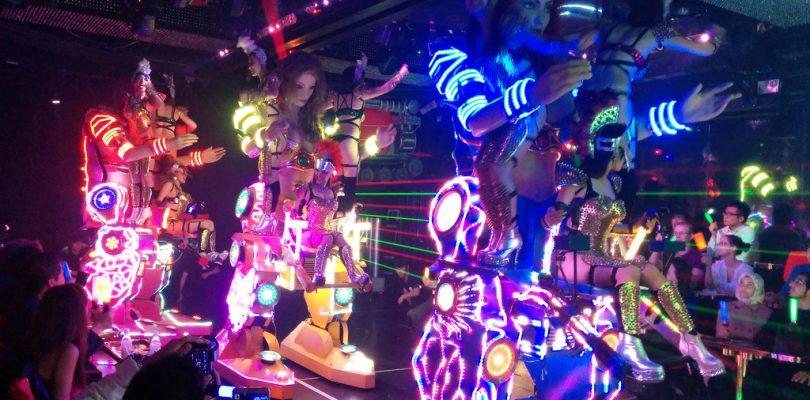 Il Robot Restaurant di Shinjuku