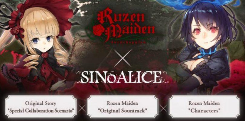 SINoALICE: l'evento di Rozen Maiden arriverà presto nella versione globale