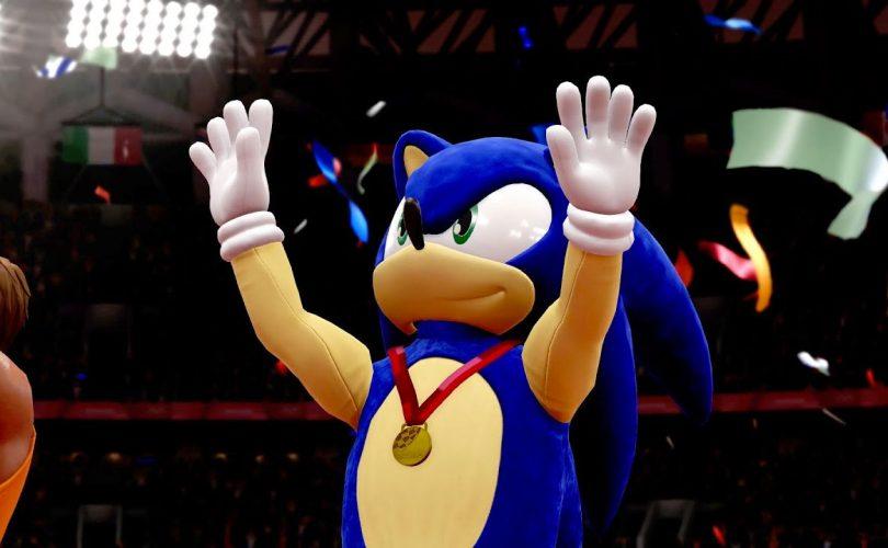 Sonic sarà un DLC per Olympic Games Tokyo 2020 – The Official Video Game