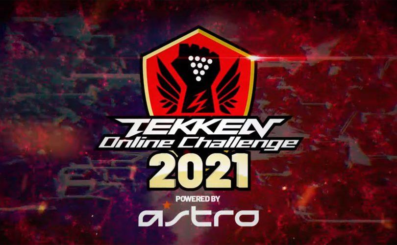 TEKKEN Online Challenge: annunciata l'edizione 2021