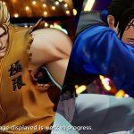 Ryo Sakazaki e Robert Garcia in THE KING OF FIGHTERS XV