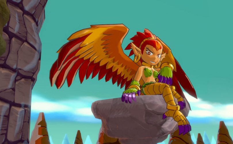 Wonder Boy: Asha in Monster World, il trailer di lancio