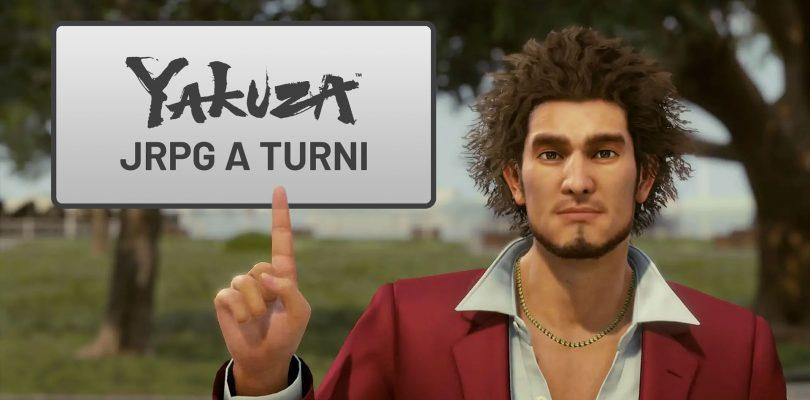 YAKUZA rimarrà un RPG a turni, la conferma ufficiale