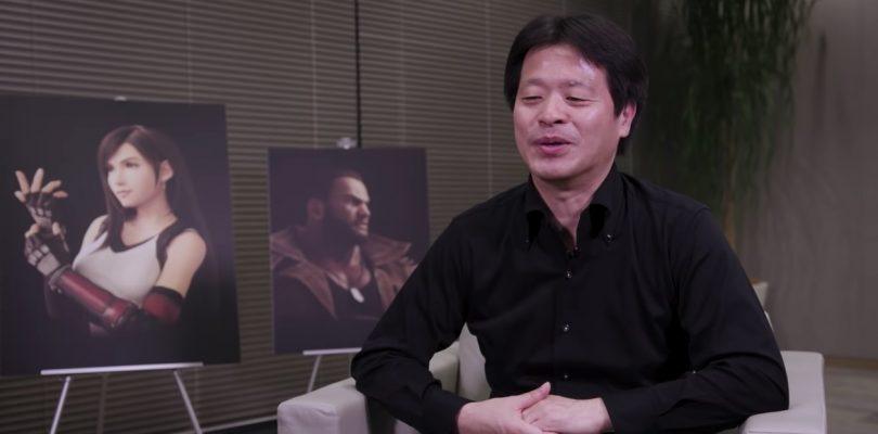 Yoshinori Kitase è il nuovo brand manager di FINAL FANTASY