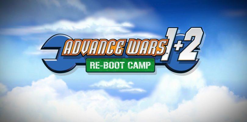 Advance Wars 1+2: Re-Boot Camp annunciato per Nintendo Switch