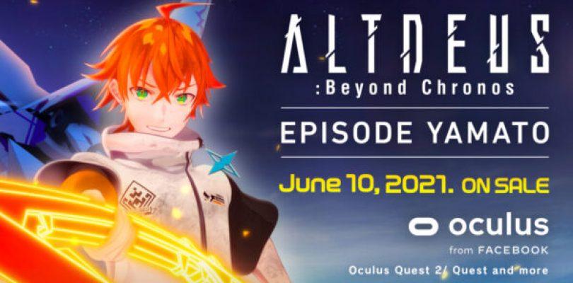 ALTDEUS: Beyond Chronos DLC Episode Yamato