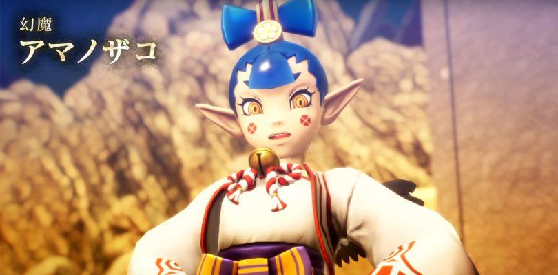 Shin Megami Tensei V: trailer di presentazione per Amanozako