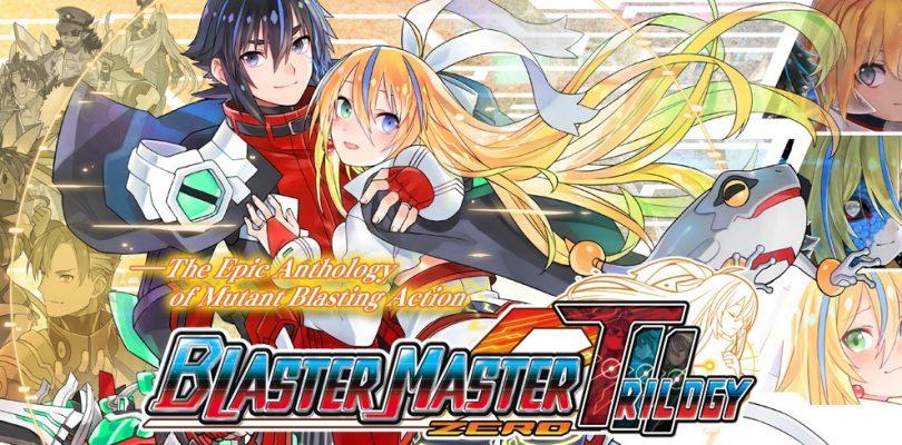 Blaster Master Zero Trilogy: MetaFight Chronicle