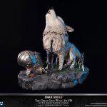 DARK SOULS: annunciata una statua dedicata a Sif il Grande Lupo Grigio