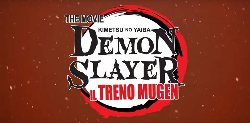 DEMON SLAYER il Film: data di uscita in Italia su Prime Video