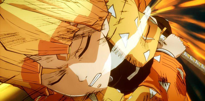 DEMON SLAYER: The Hinokami Chronicles, trailer dallo State of Play