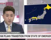 Il Giappone punta alla fine dello stato di emergenza, tranne per Okinawa