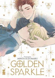 """GOLDEN SPARKE: un nuovo boys' love dall'autrice di """"Non volevo innamorarmi"""""""