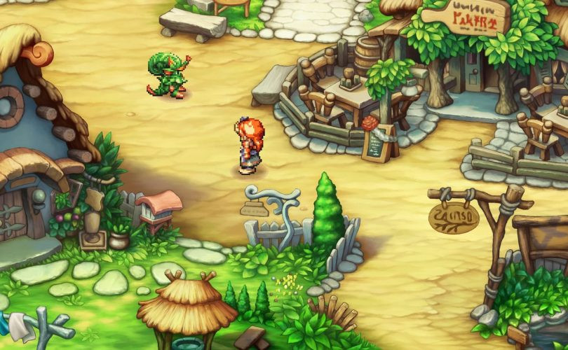 Legend of Mana: il font originale verrà implementato grazie ad una patch