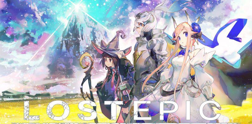 LOST EPIC è disponibile in Early Access su PC via Steam