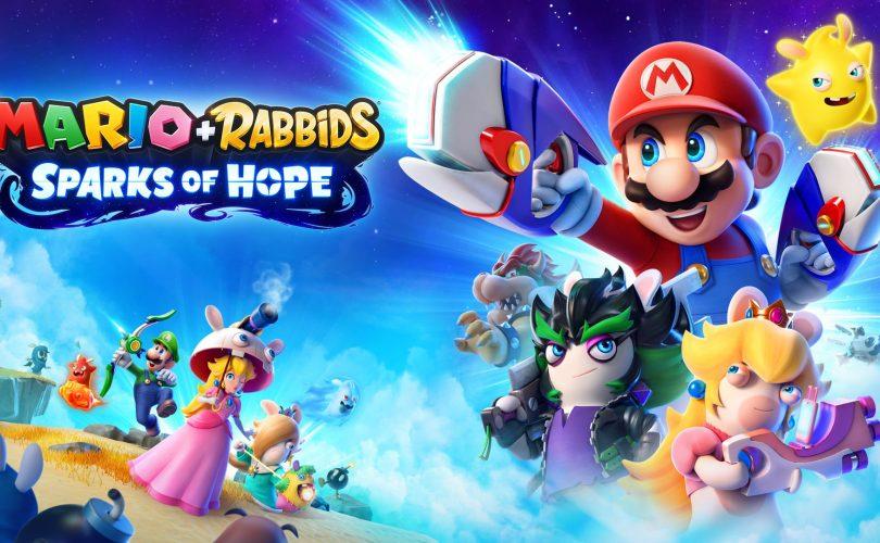 Mario + Rabbids Sparks of Hope: Nintendo lascia trapelare l'annuncio prima della diretta Ubisoft