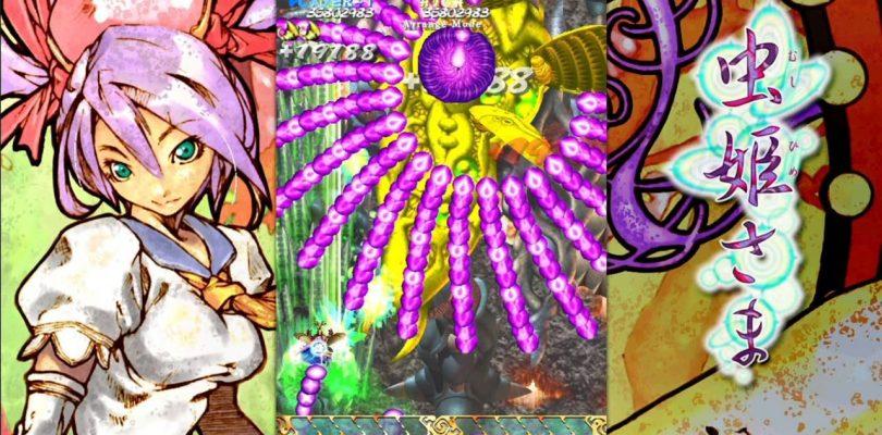 Mushihimesama è disponibile su Switch, altri due titoli Cave in arrivo nel 2021