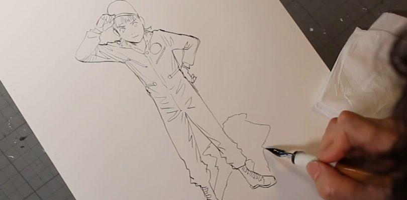 Naoki Urasawa ha aperto un canale YouTube dedicato al disegno
