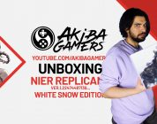 VIDEO Unboxing – WHITE SNOW EDITION NieR Replicant ver.1.22474487139…