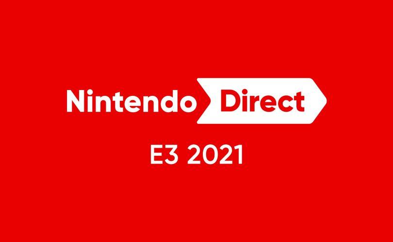 Annunciato il Nintendo Direct dell'E3 2021
