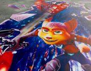 Ratchet & Clank: Rift Apart: un'installazione artistica collega Italia e Portogallo