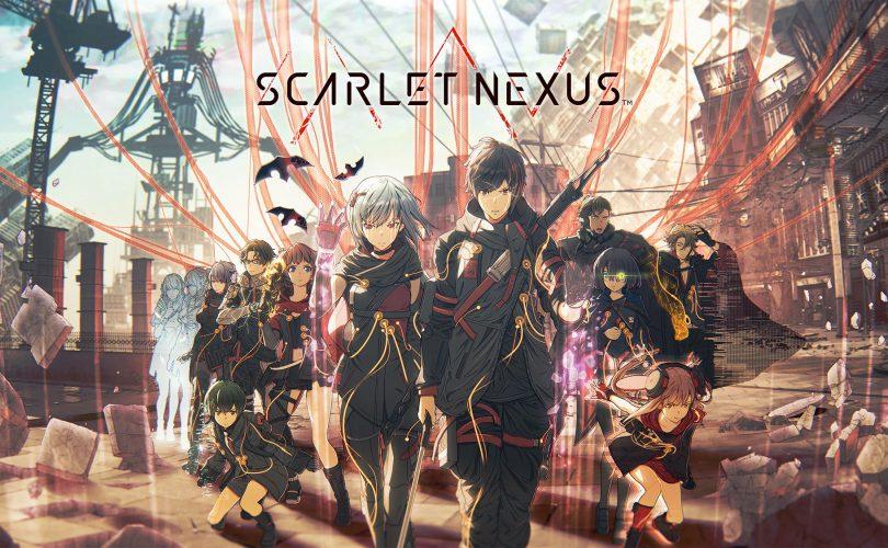 SCARLET NEXUS - Recensione