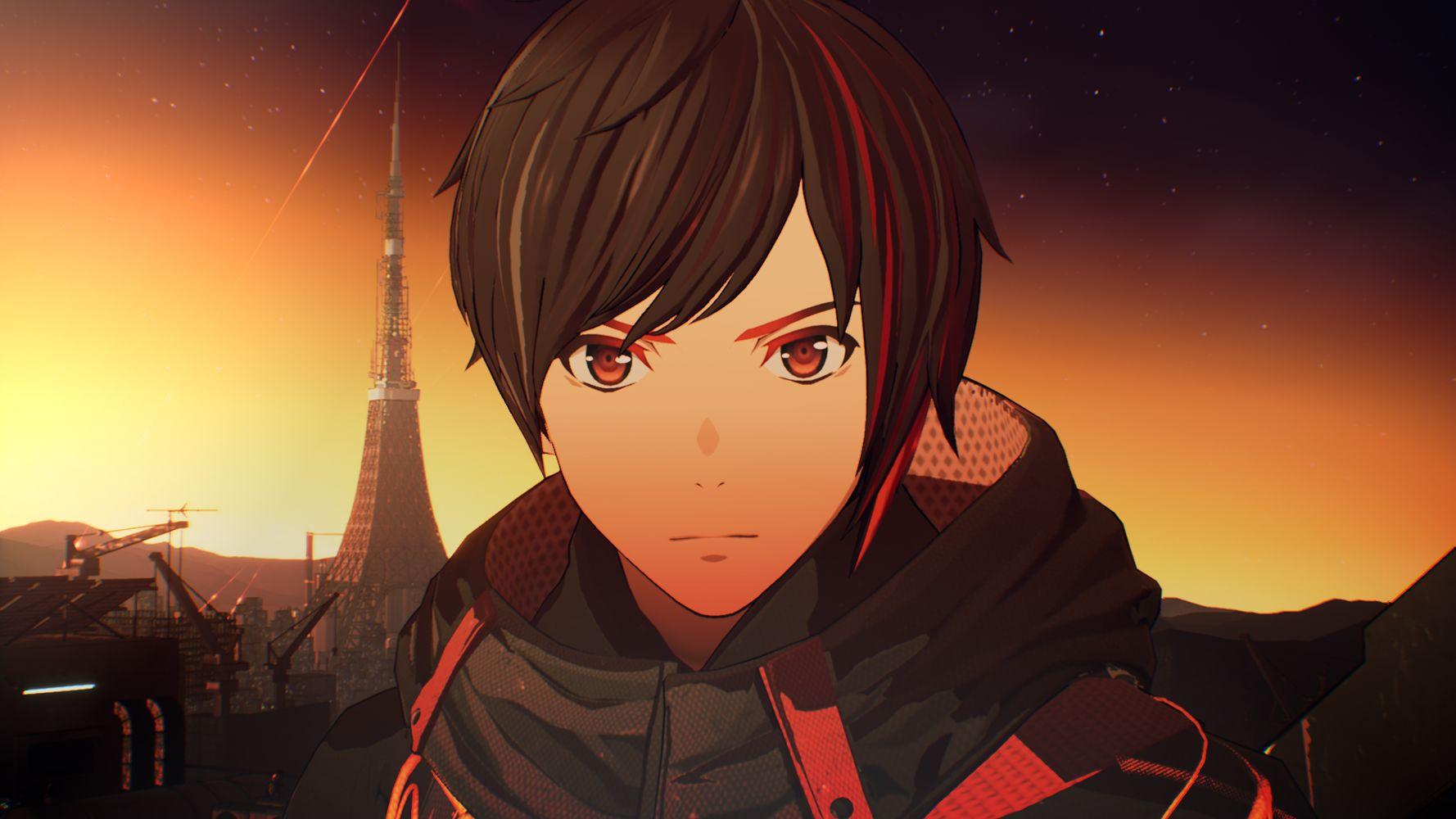 Yuito Sumeragi, protagonista maschile di SCARLET NEXUS