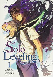 Solo Leveling locandina