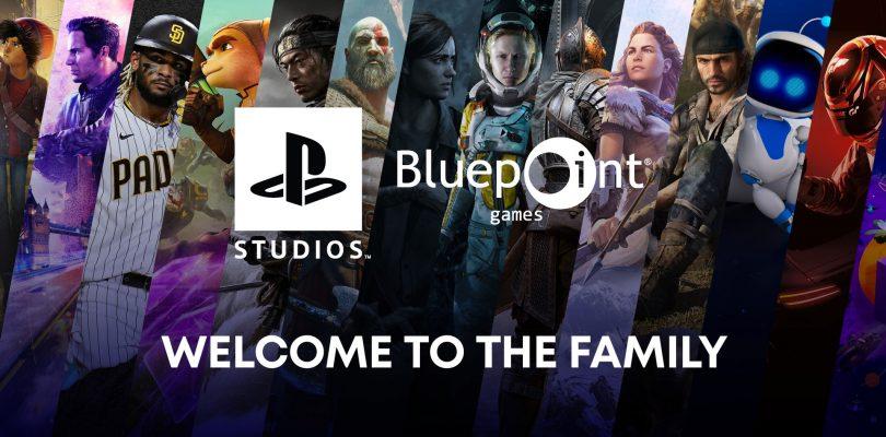 Sony: svelata per errore l'acquisizione di Bluepoint Games?