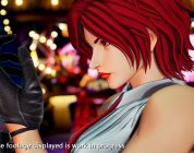 Vanessa in THE KING OF FIGHTERS XV