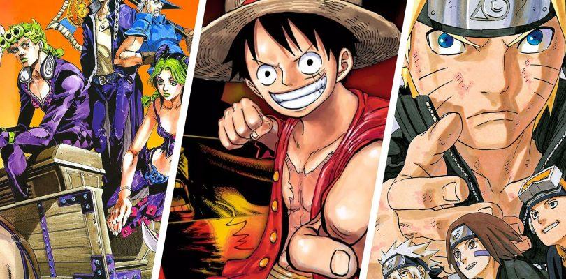 TOP 10: gli autori più influenti di Shonen Jump secondo i lettori più adulti