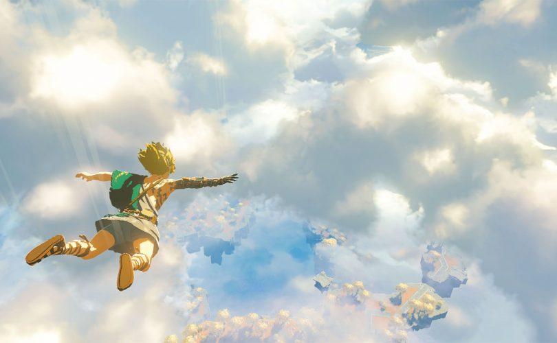 Zelda: il seguito di Breath of the Wild si mostra in video