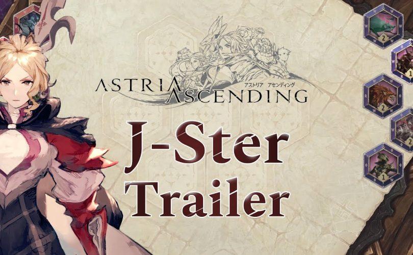 Astria Ascending: un trailer ci mostra il minigioco J-Ster