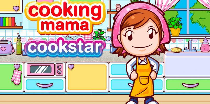 Cooking Mama: Cookstar è disponibile su PlayStation 4
