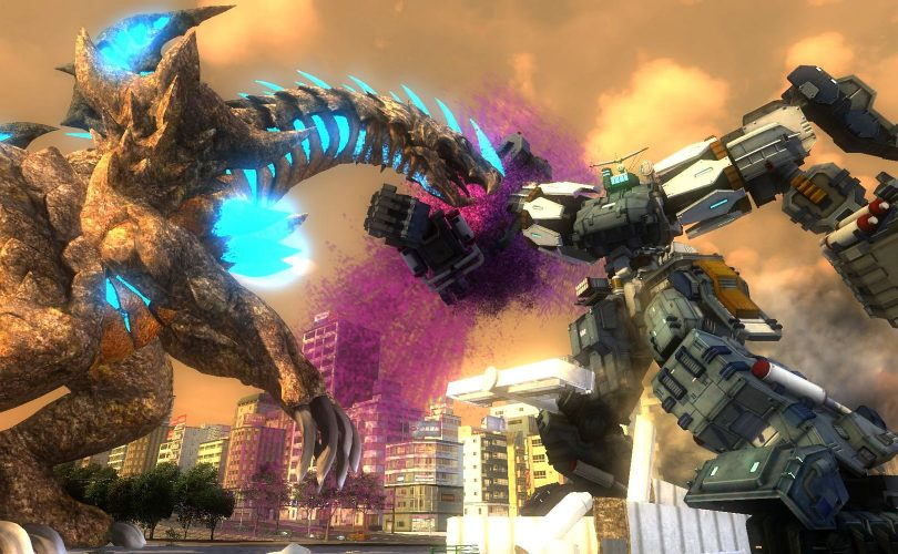 Earth Defense Force 4.1: The Shadow of New Despair arriverà su Switch in Giappone