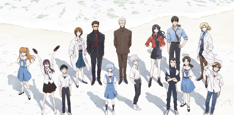 EVANGELION 3.0 + 1.01: THRICE UPON A TIME - Recensione