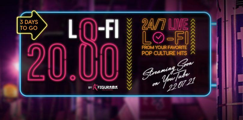 Nasce Lo-Fi 20.80, il canale musicale di Figurama Collectors in diretta da Tokyo