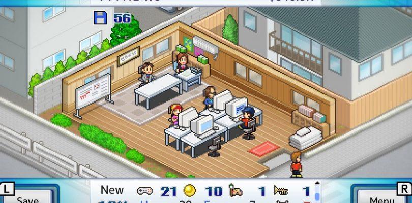 Game Dev Story ++ è disponibile su Apple Arcade