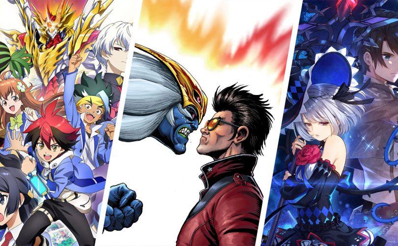 Videogiochi giapponesi in uscita: agosto 2021