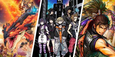 Videogiochi giapponesi in uscita a luglio 2021