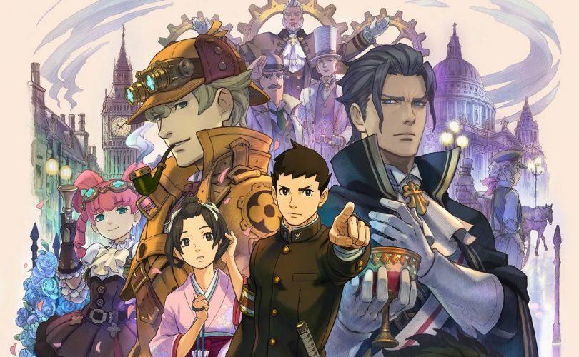 The Great Ace Attorney Chronicles, il trailer di lancio