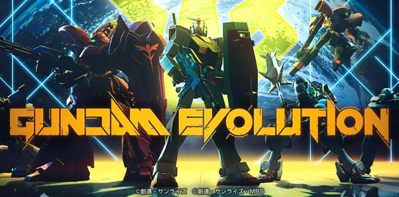 GUNDAM EVOLUTION: un FPS per il Mobile Suit bianco annunciato per PC