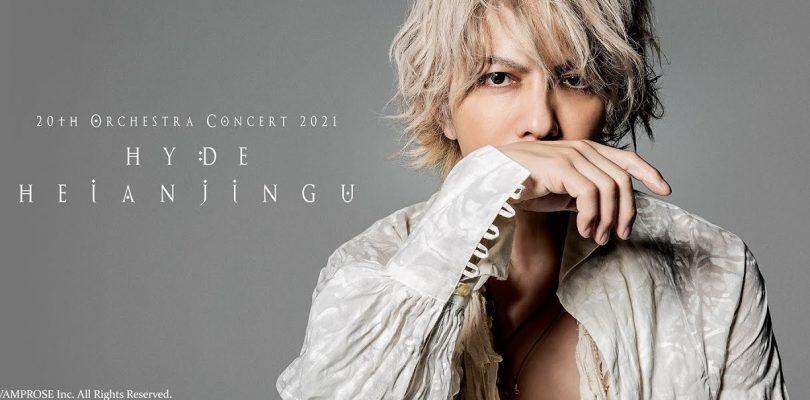 Il musicista nipponico HYDE terrà un concerto streaming visibile in tutto il mondo