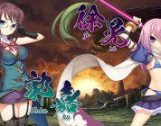 Koihime Enbu RyoRaiRai: i personaggi DLC Joko Komei e Kakuka Hoko sono disponibili su PS4
