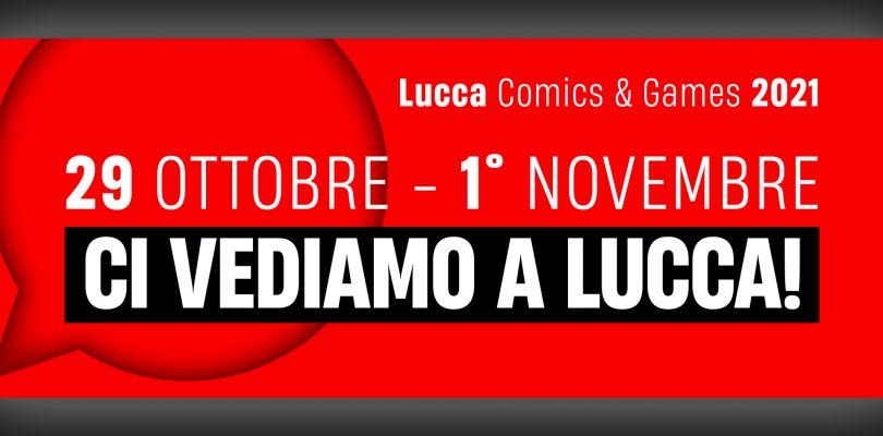 Lucca Comics & Games 2021: date e modalità di svolgimento della fiera